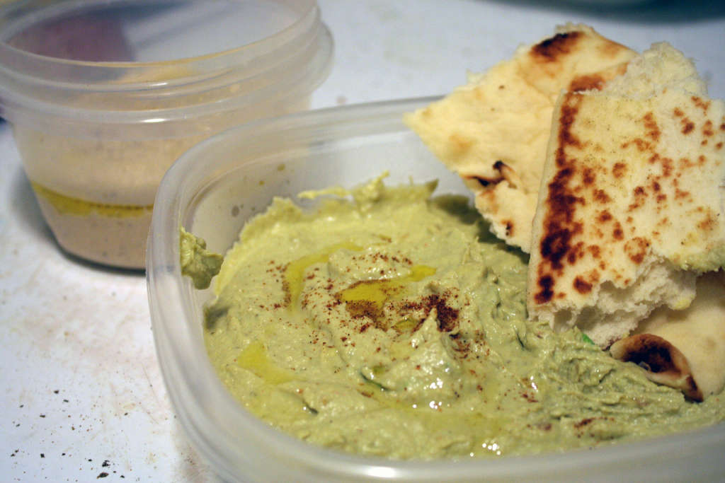 Picture of Hummus: Quick, Easy, and Delicious!