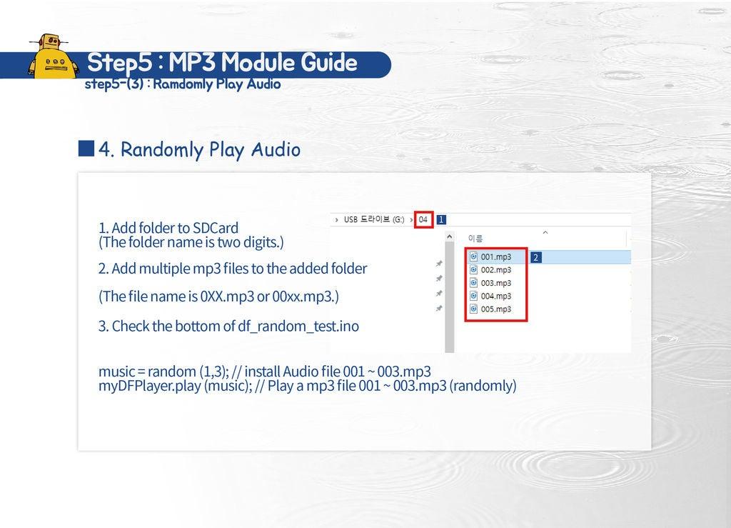 Picture of Guide MP3 Module