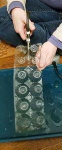 Deconstructing Plastic Egg Cartons