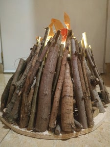 Fake Campfire