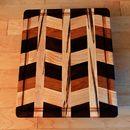 Pretty Patterned Cutting Board