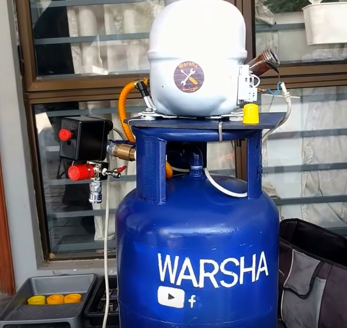 Picture of Silent Air Compressor