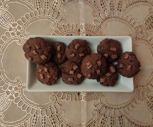Whole Wheat Jaggery Chocolate Cookies