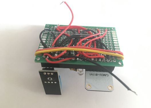 Picture of Connected Weather Station With ESP32