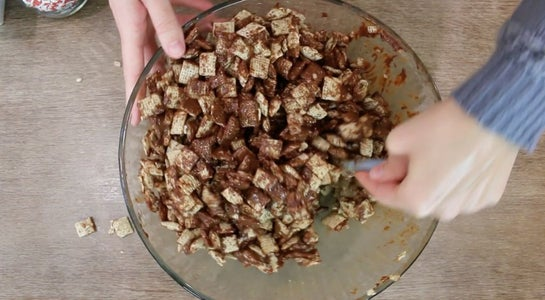 Add Chocolate to Cereal