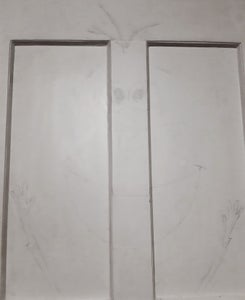 Draw the Snowman on the Door