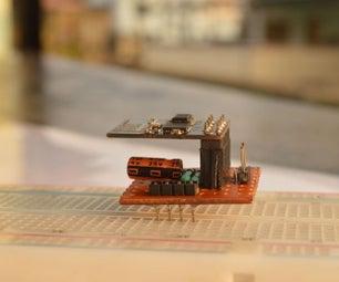 Breadboard Friendly Breakout Board for ESP8266-01 With Voltage Regulator