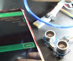 Wireless Distance Sensor DIY