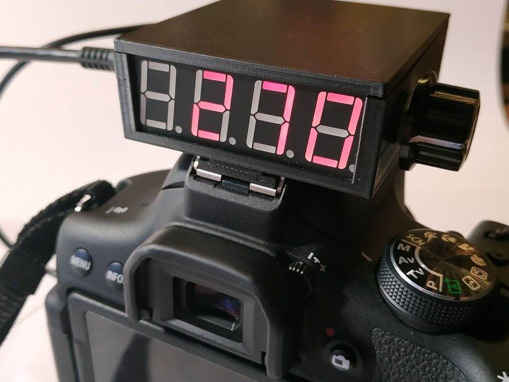 Picture of Astronomy Intervalometer