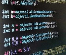 Crypto Math ---> (Algorithm,math,code)