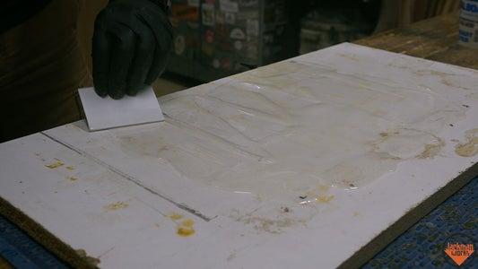 Making a Carbon Fiber Sheet