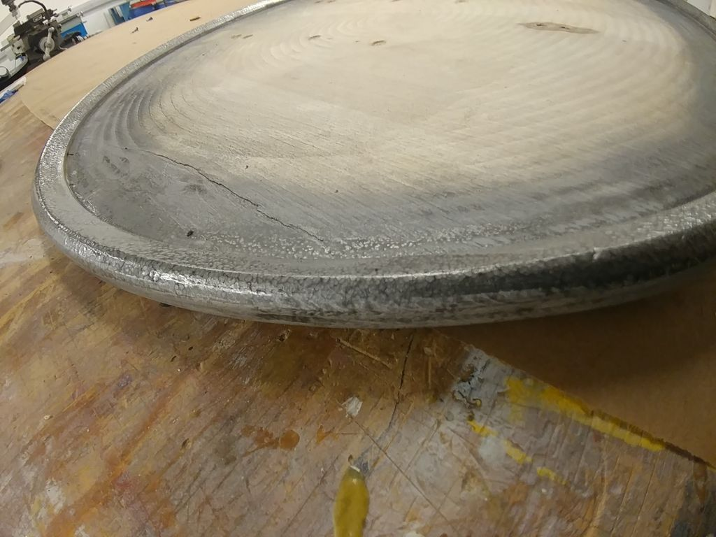 Picture of Making the Shield Body