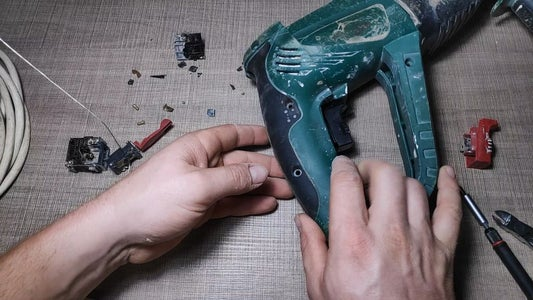 Assemble the Body of the Drill