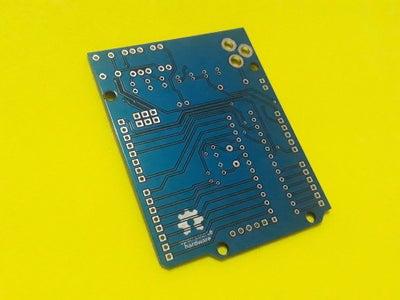 Arduino Compatible Printed Circuit Board