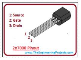 2N7000 MOSFET