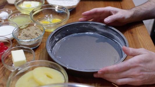 Prepare the Pan