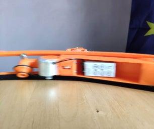 火车之旅:3D打印一列火车
