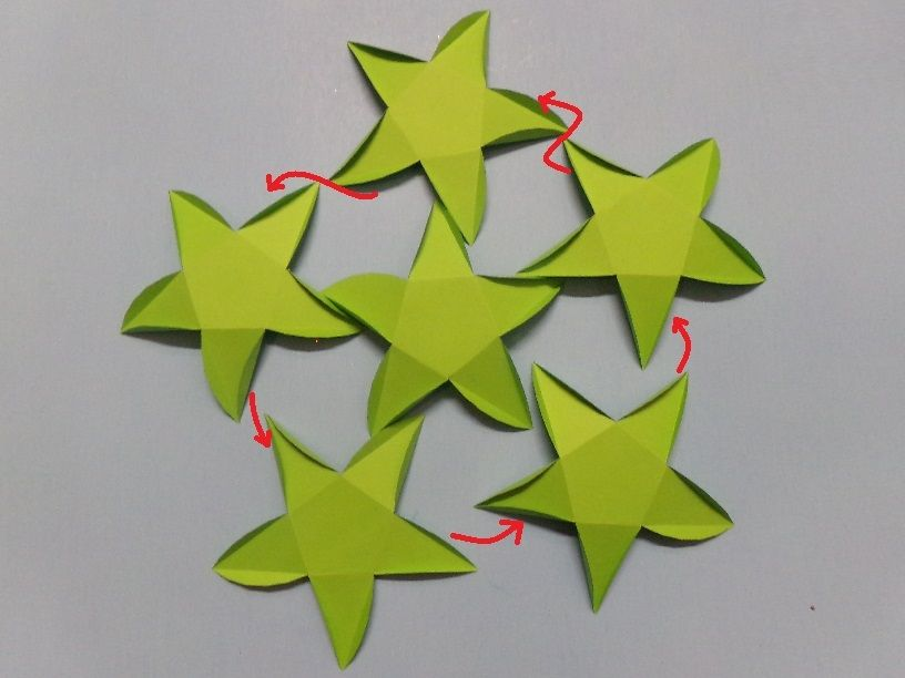 Picture of Assemble Six Stars..... Twice