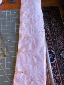 Sew Back and Front Together