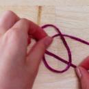 Make a Slip Knot.