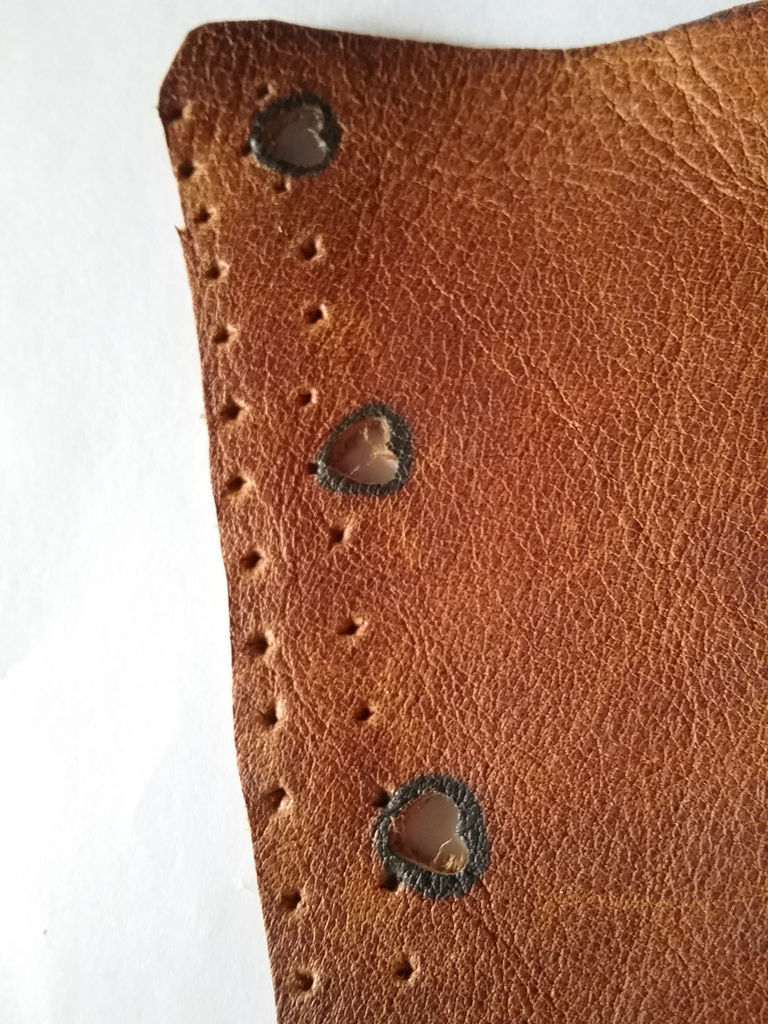 Picture of The Lace Holes
