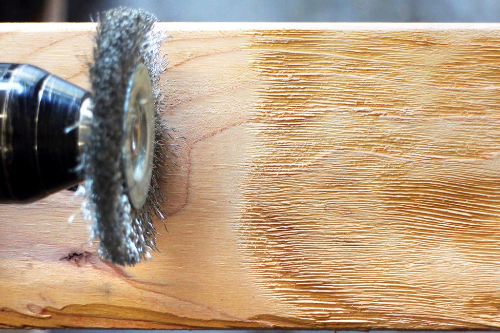 9 Easy Ways To Distress Wood Steps, How To Distress Stained Furniture