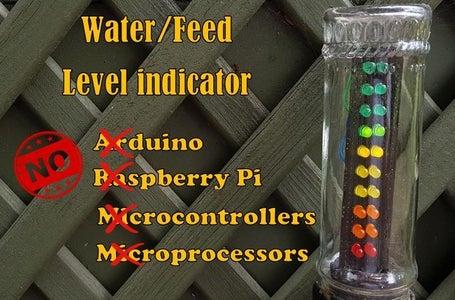 Water/Feed Level Indicators