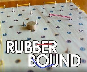 橡胶界 - 一个游戏用橡皮筋