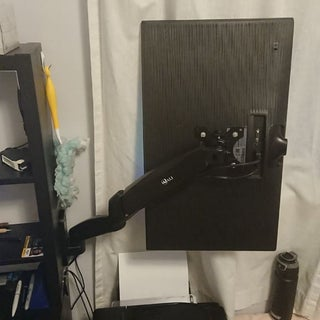 VESA Mounting Non-VESA Monitors, Cheap and Professional