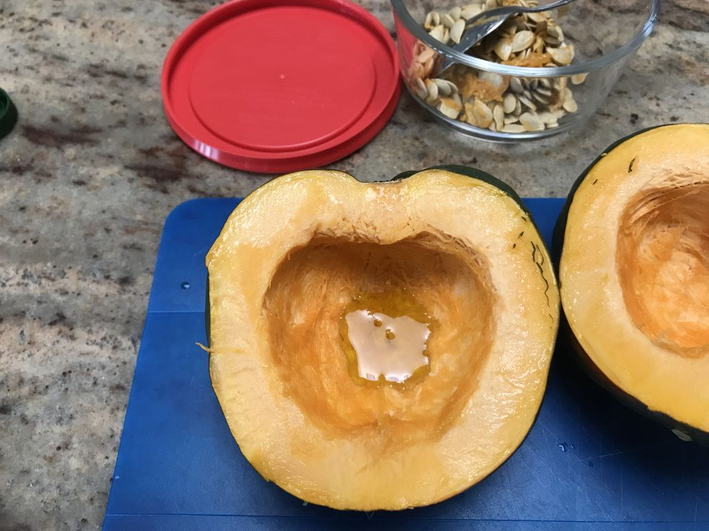 Picture of Putting It All Together - Acorn Squash