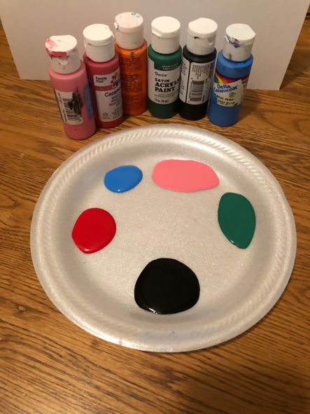 Picture of Painting Your Canvas