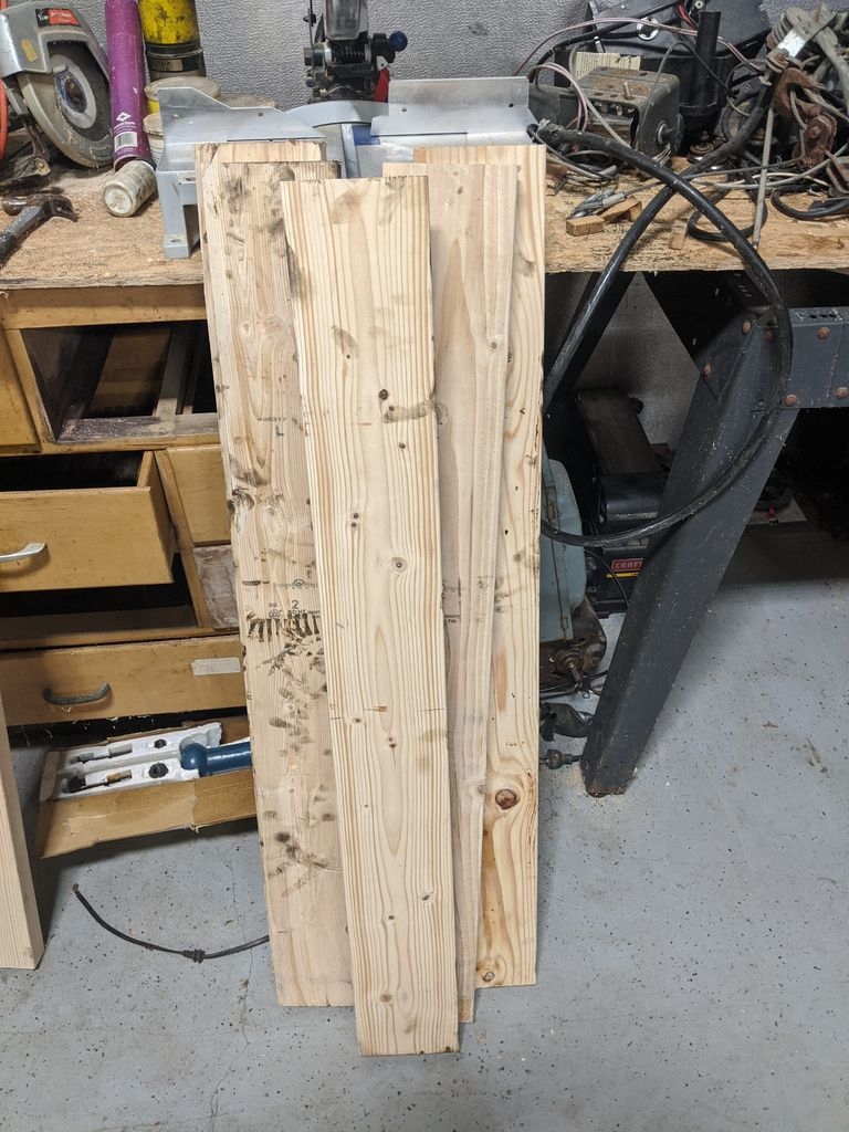 Picture of Cutting Boards to Length
