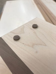 Magnetic Pin Construction