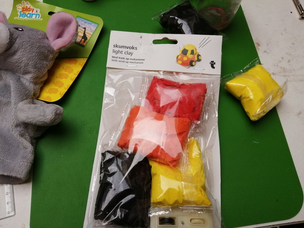 Picture of Gruesome Glove Puppets (cheap)