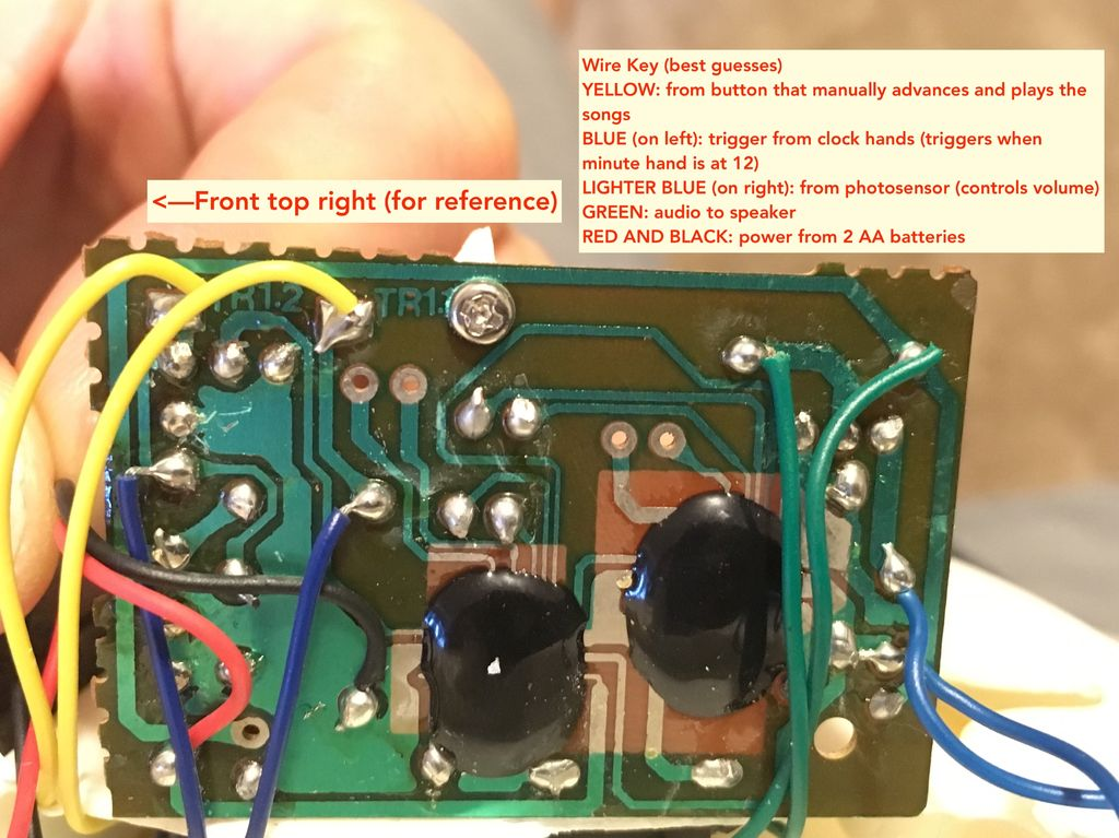 Picture of Help Hacking A Music-Playing Clock