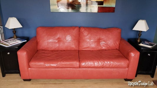The Finished Couch