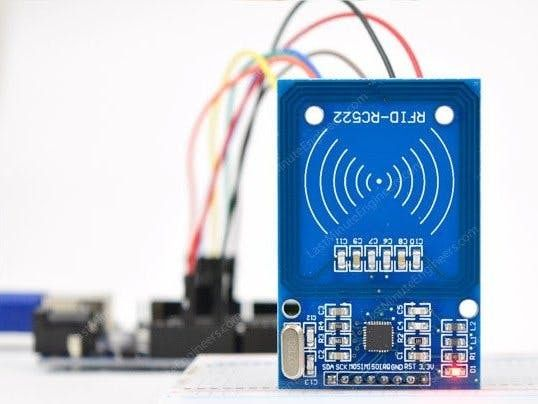Picture of DIY Rfid With Arduino