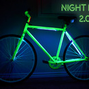 Night Bike 2.0 with LED's