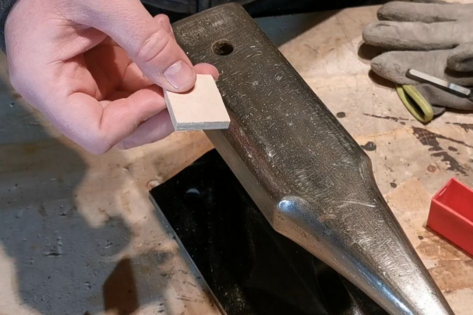 Picture of Making a Small Key/pin
