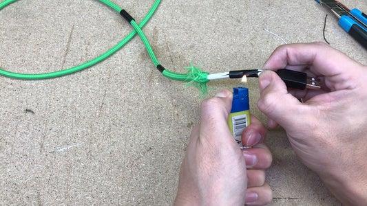Preparing USB Connector