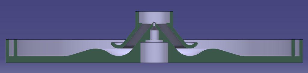Model Pump End Cap