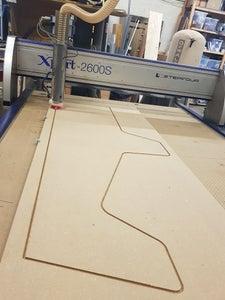 Preparing (cutting) Boards
