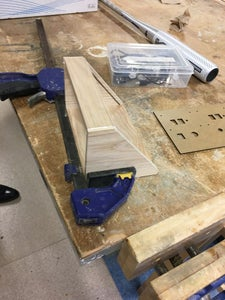 Gluing and Clamping