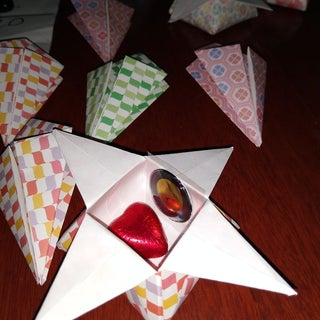 32th picture of Closed origami star box | Origami star box ... | 320x320