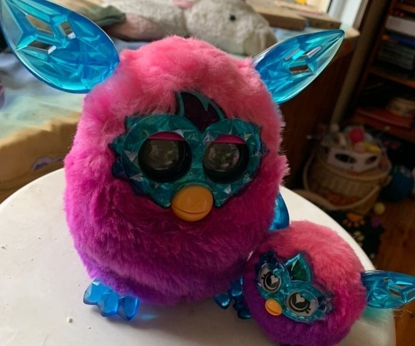 Furby Boom Disassembly