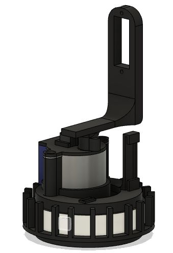 Picture of Modeling Parts in Fusion 360 and Printing