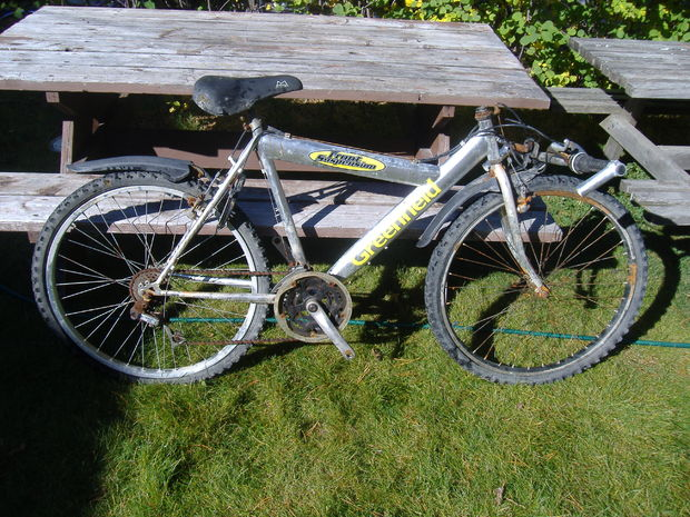 Picture of Find an old or damaged bike to salvage