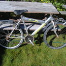 Find an Old or Damaged Bike to Salvage