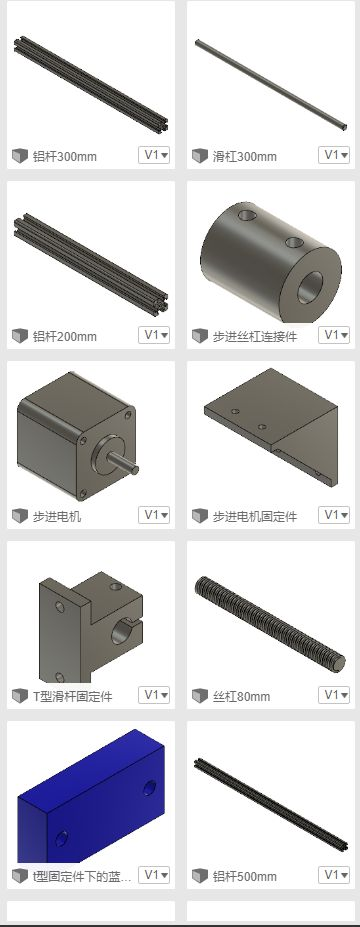 Picture of 4. 3D Food Printer Main Body and Other