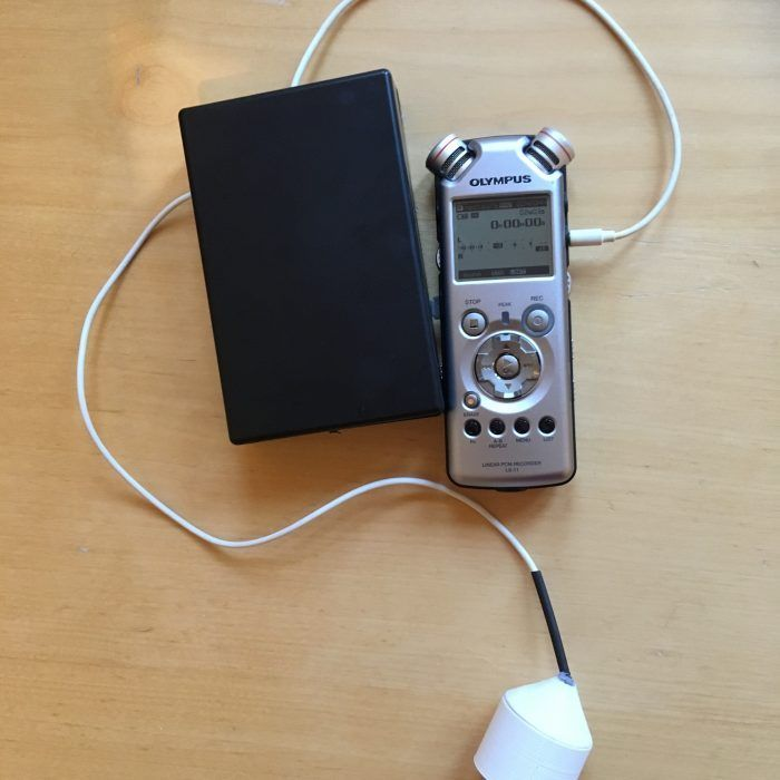 Picture of Electromagnetic Field Microphone